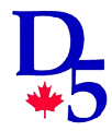 Logo for District 5